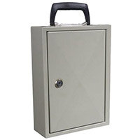 Mobile Key Cabinet 30 Key Capacity