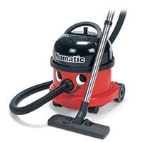 Numatic Nrv 200 Vacuum Cleaner Power 1200W Capacity 9L Red