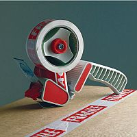 Standard Dispenser With Safety Guard & Brake For Tape up to 50mm Wide