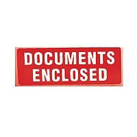 Self Adhesive Labels Documents Enclosed