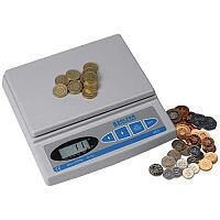 Salter Electronic Coin Counter Checker in £