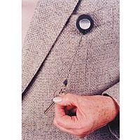 Self-Retracting Keyreel Mini-Bak With Spring Clip For Keys Pack of 6