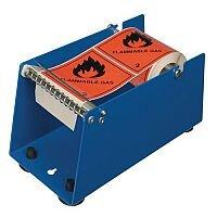 Label Dispenser Max. Roll Dia.xLwidth 210x160mm