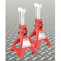 Axle Stand 6 Tons Per Pair 3 Ton Capacity Per Each