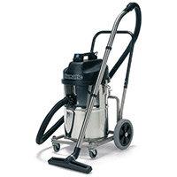 Industrial Stainless Steel Wet & Dry Vacuum Cleaner 240V