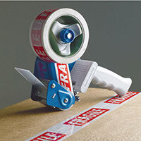Standard Dispenser With Safety Guard And Brake For Tape Up To 50mm Wide Pack of 5
