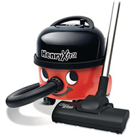 Numatic Henry Xtra Vacuum Cleaner Voltage 240V Capacity 9L