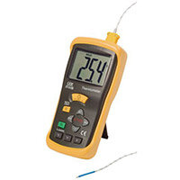 Professional K-Type Thermometer Single Imput