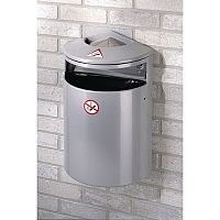 Wall Ashtray & Litter Bin 13L