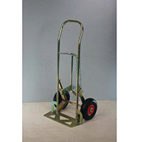 Universal Keg Cask Trolley 110kg Capacity Puncture Proof