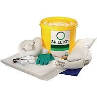 30L Small Poly Drum Spill Kit Oil Only
