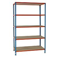 Medium Duty Boltless Shelving Additional Shelf WxDmm 1200x400