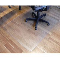 Chair Mat For Hard Floors Wxl mm: 900X1200
