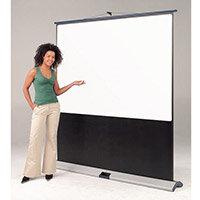 Compact Floor Portable Screen 1200X1600mm