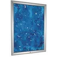 Tamperproof Secure Aluminium Snapframe A2