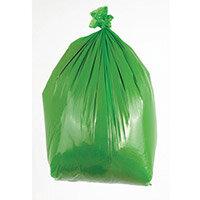 Waste Sacks Medium Duty Green 90L Pack of 200