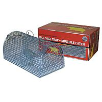 Humane Rat Capture Multicatch Cage