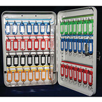 Key Cabinet With Electronic Cam Lock 30 Key Capacity