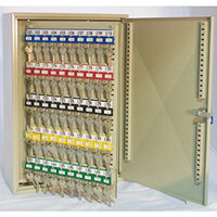 Key Cabinet With Electronic Cam Lock 150 Key Capacity