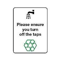 Sign Please Ensure