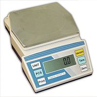 Rs-232 Hi- Precision Weighing Balance Capacity 600G