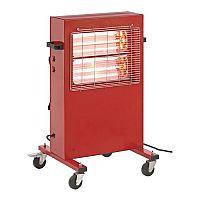 Infrared Quartz Space Heater 230V