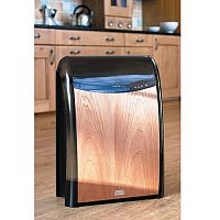 Smart Designer Dehumidifier 25L Black & Mahogany