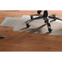Economy Chair Mat For Hardfloors L x W - 1200 x 900mm.