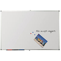 Writeon Magnetic Whiteboard 450X600mm