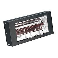 Wall Mounted Infrared Quartz Heater 1500W