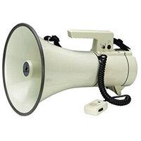 35W Megaphone With Handheld Microphone