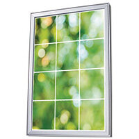 Premium Wall Mounted Poster Snapframe A2