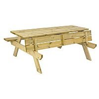 Pressure Treated Picnic Bench