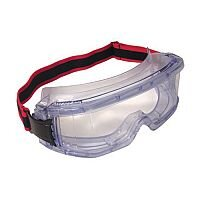 Atlantic Anti-Mist Wide Angle Safety Goggles Clear