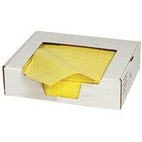 Sorbent Dispenser Boxes Pads Chemical Capacity 26L WxL mm: 445x530 Pack 1