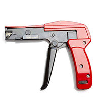 Cable Tie Gun For Plastic Ties Up To 4.8mm Wide