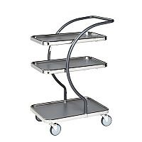 Allround Table Trolley With Three Shelves