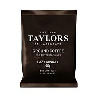 Taylors Lazy Sunday Coffee 65g Pouches Pack of 50 3842