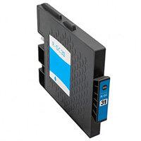Compatible Ricoh GC31C Inkjet Cartridge 405689 Cyan 1920 Page Yield