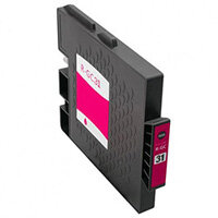 Compatible Ricoh GC31M Inkjet Cartridge 405690 Magenta 1920 Page Yield