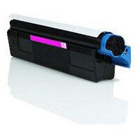 Compatible OKI 42127406 Magenta Laser Toner 5000 Page Yield