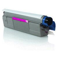 Compatible OKI 43381906 Magenta Laser Toner 2000 Page Yield