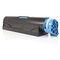 Compatible OKI 44574702 Black Laser Toner 4000 Page Yield