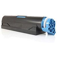 Compatible OKI 44992402 Black Laser Toner 2500 Page Yield