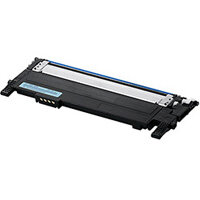 Compatible Samsung CLT-C406S/ELS Laser Toner Cyan 1000 Page Yield
