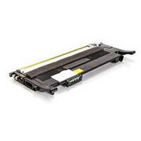 Compatible Samsung CLT-Y406S/ELS Laser Toner Yellpw 1000 Page Yield