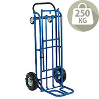 Two Way Cargo Truck Blue 380051