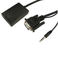 SVGA to HDMI Convertor VGAHDMI