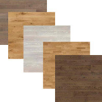 Atelier Vintage 14mm 3 Strip Plank Wood Flooring