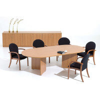 Visual Arrowhead Meeting & Conference Tables